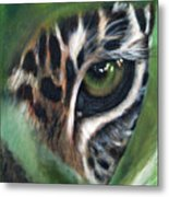 Watching You Watching Me Metal Print