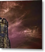 Watchtower Metal Print