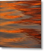 Water Abstract 1 1 14 Metal Print