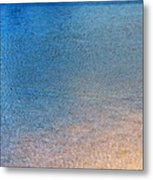 Water Abstract - 3 Metal Print