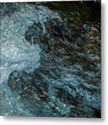 Water Art 11 Metal Print