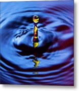 Water Art  Metal Print
