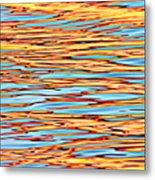 Water Colors 7 Metal Print
