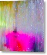 Water Contemplations Metal Print