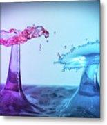 Water Drop 27 Metal Print