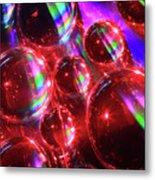 Water Droplets 3 Metal Print