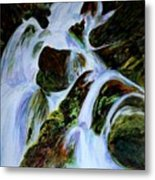 Energy Of Water  Metal Print