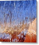 Water Fountain Abstract #63 Metal Print