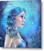 Water Goddess Metal Print