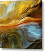 Water Reflections 1064 Metal Print