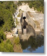 Water Supply Metal Print