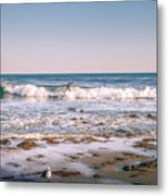 Water Walker Metal Print
