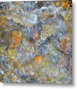Water Whimsy 179 Metal Print