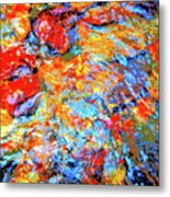 Water Whimsy 183 Metal Print