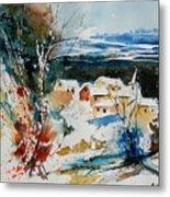 Watercolor  011040 Metal Print