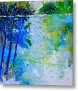 Watercolor 012112 Metal Print
