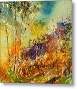 Watercolor 115060 Metal Print