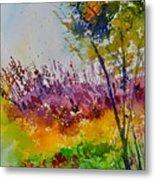 Watercolor 119060 Metal Print