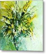 Watercolor  120406 Metal Print