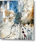 Watercolor 251108 Metal Print