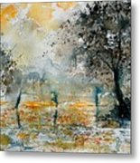 Watercolor  261006 Metal Print