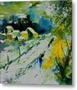 Watercolor 309562 Metal Print