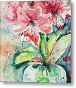 Watercolor Series 139 Metal Print