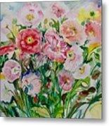 Watercolor Series No. 258 Metal Print
