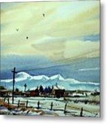 Watercolor_3487 Metal Print