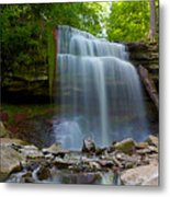 Waterdown Falls Metal Print