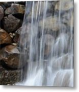 Waterfall 1 Metal Print