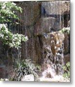 Waterfall 13 Metal Print
