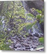 Waterfall Beauty Metal Print