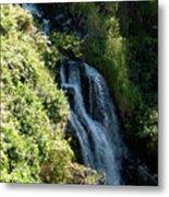 Waterfall I Metal Print