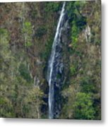Waterfall In The Intag 2 Metal Print