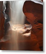 Waterfall Of Sand 2 Metal Print