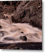 Waterfalls #1 Metal Print