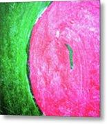 Watermelon Metal Print by Inessa Burlak