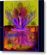 Waterplant2 Metal Print
