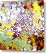 Waters Spray In Summers Delight Metal Print