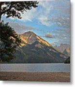 Waterton National Park - 365-324 Metal Print