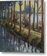 Waterway Metal Print