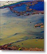 Waterworks 10 Metal Print
