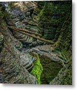 Watkins Glen State Park New York_dsc9599_16 Metal Print