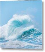 Wave #1 Metal Print