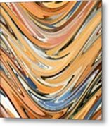 Wave  By Rafi Talby Metal Print