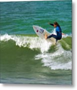 Wave Is Mine Metal Print