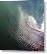 Wave, Tubetime Metal Print
