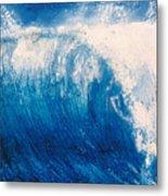 wave VI Metal Print