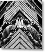 Waverly Building Nyu Metal Print